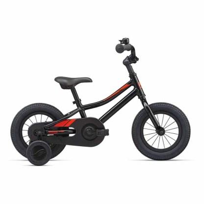 "Giant Animator CB 12"" Boys Bike Black"