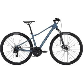 Liv Rove 4 DD Women's Hybrid Bike 2022 Hero