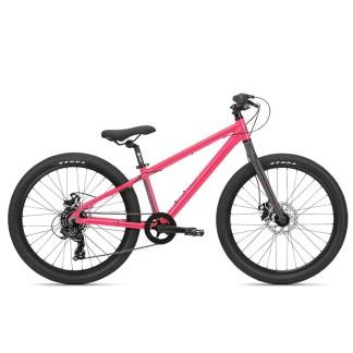 Haro Beasley 24 Kids Mountain Bike 2021 Pink Hero
