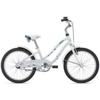 Liv Adore 20 Girl's Kids Bike   White 2022