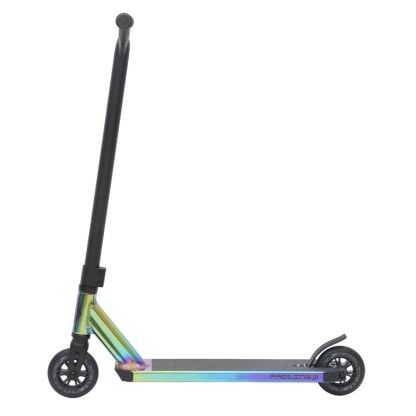 Proline L1 Series Freestyle Scooter - Nero Chrome Side