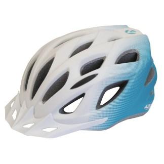 Azur L61 Bike Helmet | Satin White Bubblegum