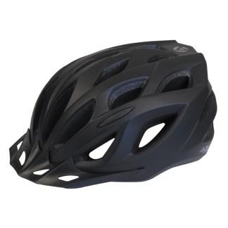 Azur L61 Bike Helmet | Satin Black