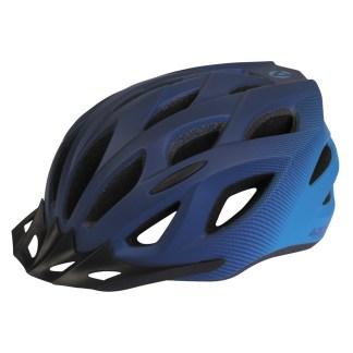 Azur L61 Bike Helmet | Satin Blue/Sky Fade