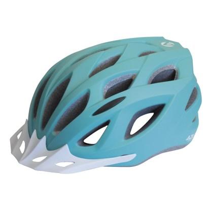 Azur L61 Bike Helmet   Matt Teal