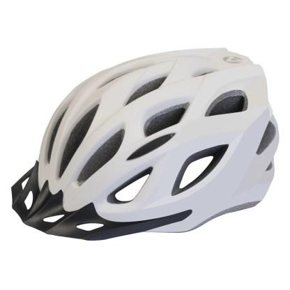 Azur L61 Bike Helmet | Satin White