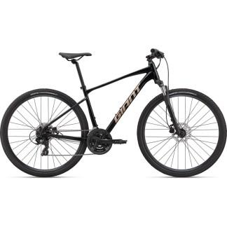 Giant Roam Disc 4 Hybrid Bike 2022 Black
