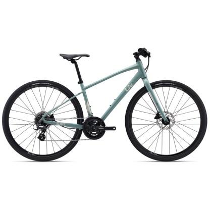 Liv Alight 2 Disc Women's Flat Bar Road Bike 2022