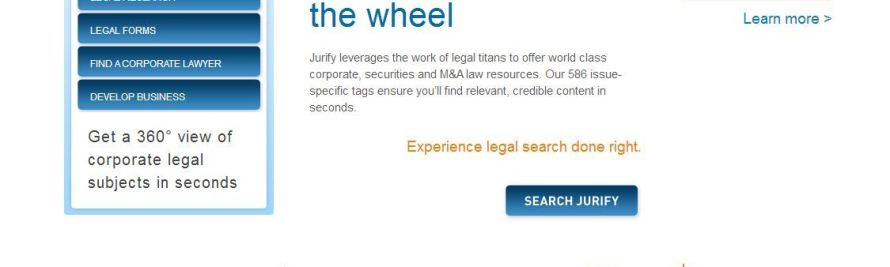 After Aborted Launch, Jurify is Back with Research Tool for Transactional Lawyers
