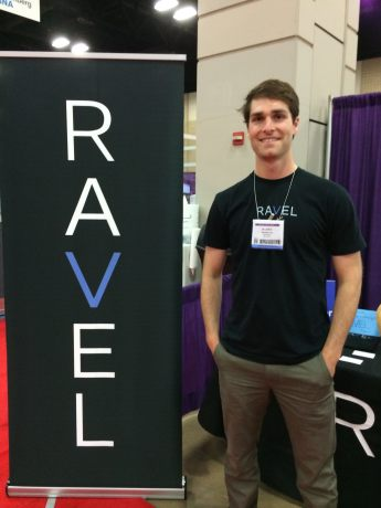 Ravel Law CEO Daniel Lewis.