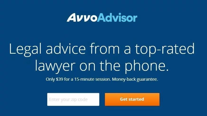 AvvoAdvisor