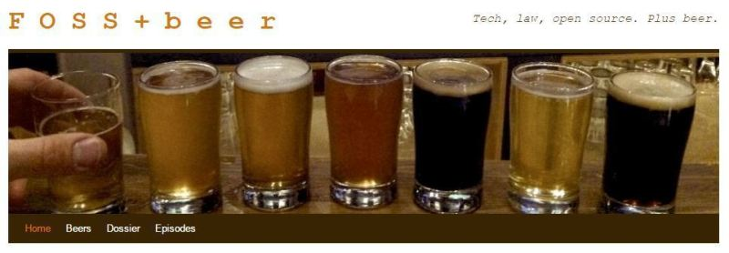 FOSS+beerlogo