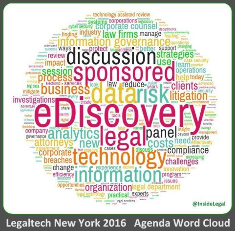 Legaltech-NY-2016-Agenda Word Cloud-InsideLegal