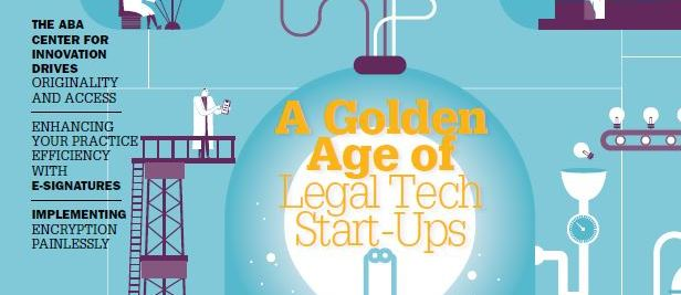 ABA Techshow and the 'Golden Age of Legal Tech Start-Ups'