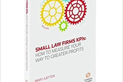 Book Review: Making the Case for Metrics in Managing Small Law Firms