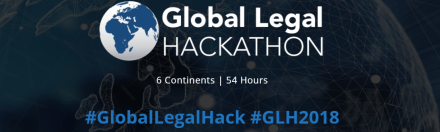 Global Legal Hackathon Issues Call for Legal Tech Companies to Participate