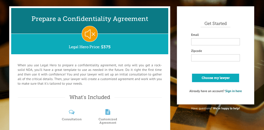 Launching Today: 'Legal Hero' Provides Fixed-Fee Legal Help to Small ...