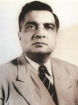 First President of Pakistan