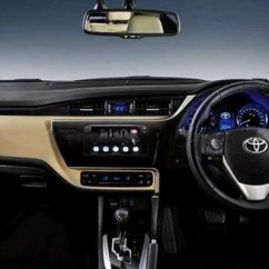 New Corolla Altis Grande Toyota Grand Avanza 2019 Facelift Pakistan - Features Of ...