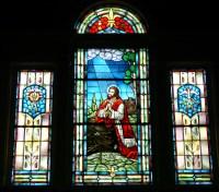 church glass windows design
