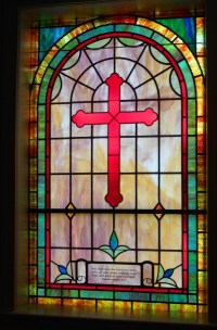 Church Stained Glass Windows - Laws Stained Glass Studios ...