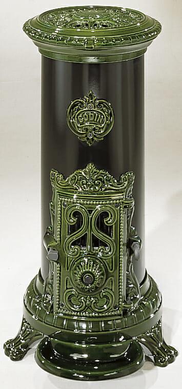 kitchen stools with backs ikea island for sale godin cast iron multifuel – petit 3720 5kw small ...
