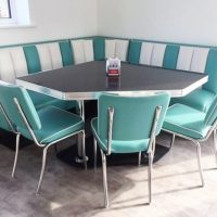 Retro Diner Booth Seating Archives - Lawton Imports