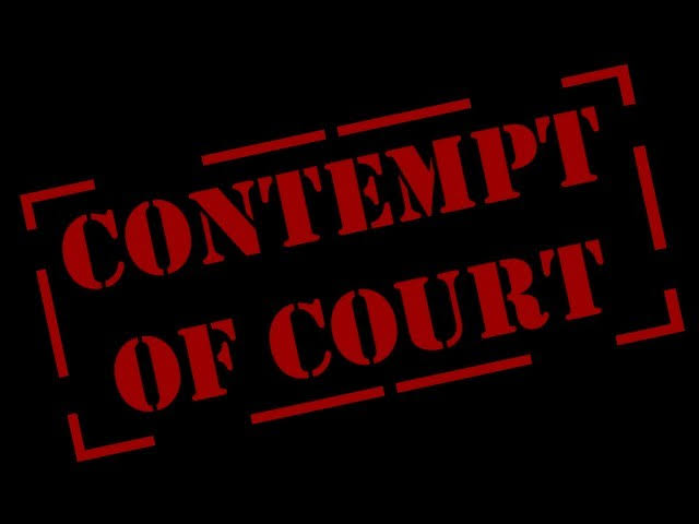 A Plea has been challenged before hon'ble Supreme Court on the matter related to constitutionality of criminal contempt, filed by N ram, Arun Shourie, and Prashant Bhushan.