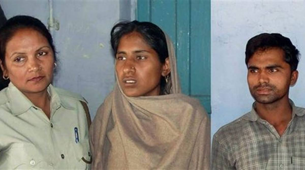 Murdering seven family members, filed second mercy petition to the death row convict Shabnam.