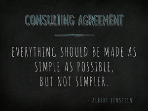 Consulting Agreement | Business Transaction