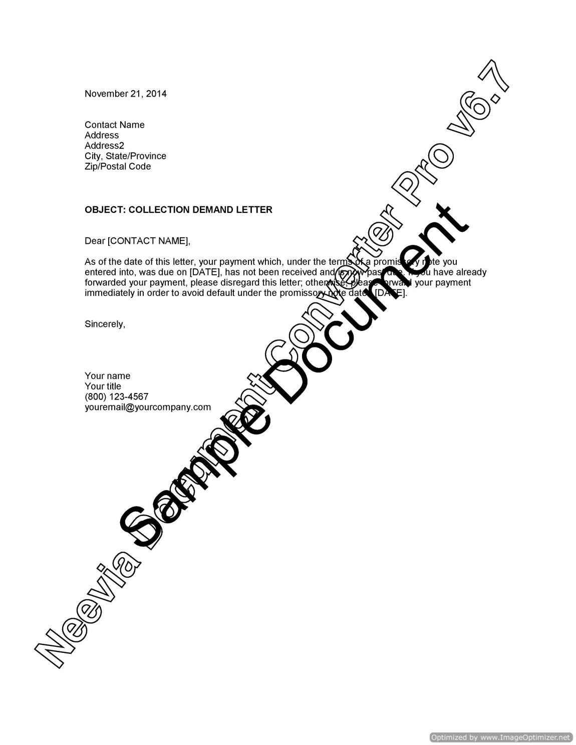 Sample Letter Requesting For Increase In Credit Limit