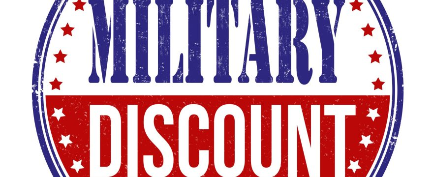 37 Discounts for Military Veterans