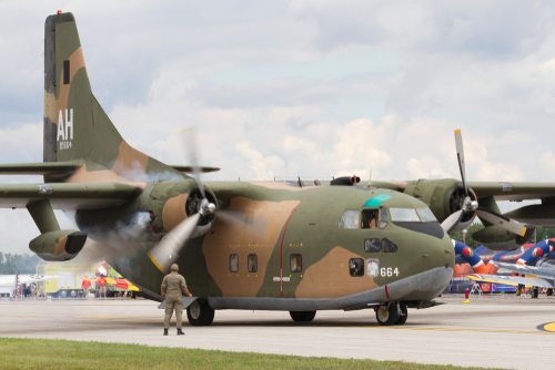 Air Force Airmen Exposed to Agent Orange from C-123 Aircraft