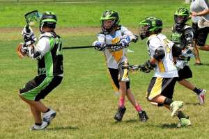 lacrosse long stick midfielder