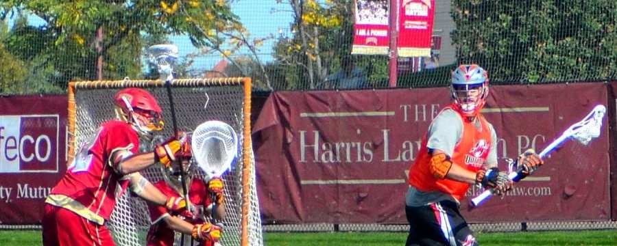 Denver University Outlaws lacrosse