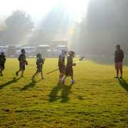 youth lacrosse practice pre game warm up