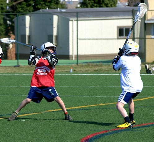 Two-Line Dodging & Shooting Drill | Lacrosse Liry