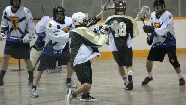 pass down pick down box lacrosse play offense