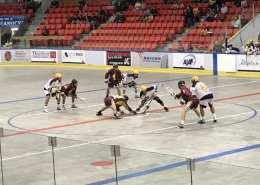 minto cup 2018 box lacrosse faceoff