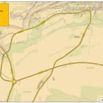 Travaux sur la RD 321, nuit du 12 au 13/10/2020