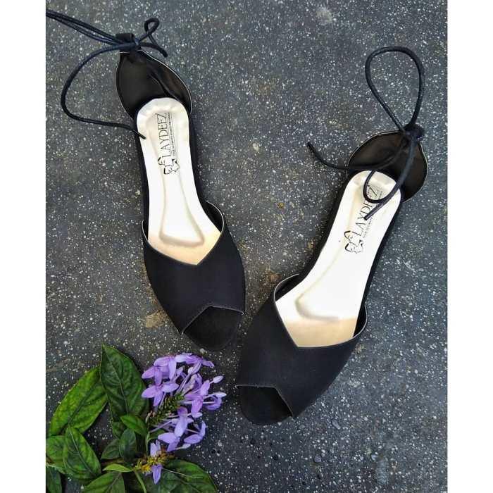 Vintage lace up shoes