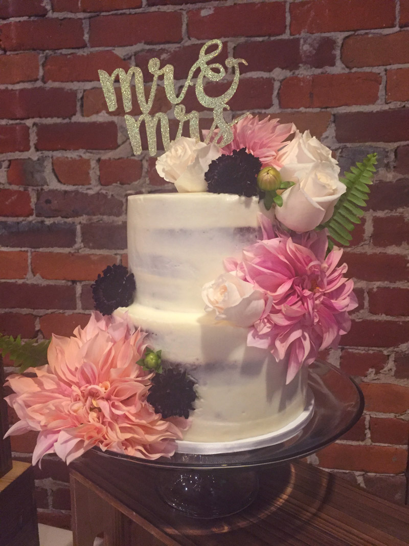 Layered By Lex Custom Cakes Asheville Nc Weddings