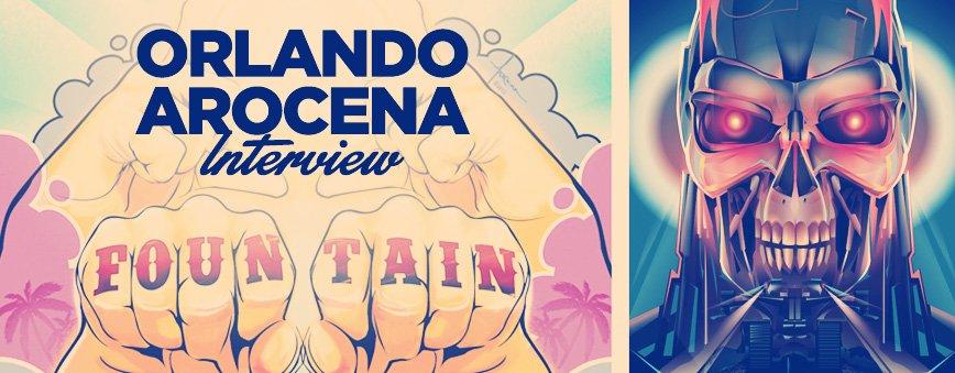 Orlando Arocena Interview