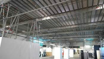 scaffolding flexbeam auckland airport