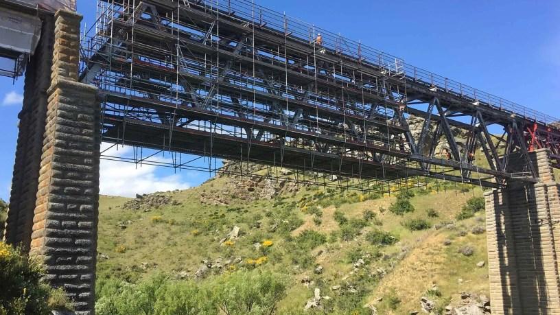 High Bridge by Brazier Scaffolding