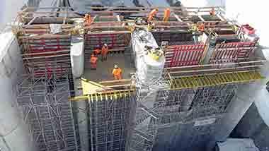 Allround Shoring TG 60 scaffolding