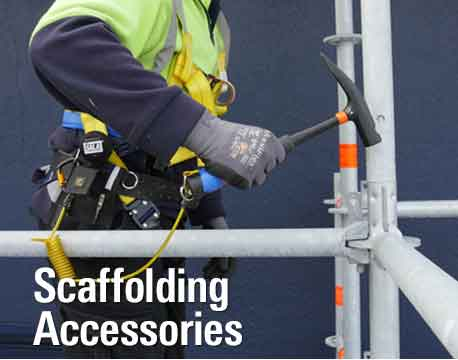 Scaffolding tools accessories