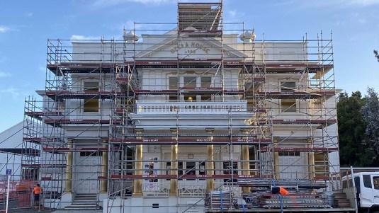 royal opera house repairs