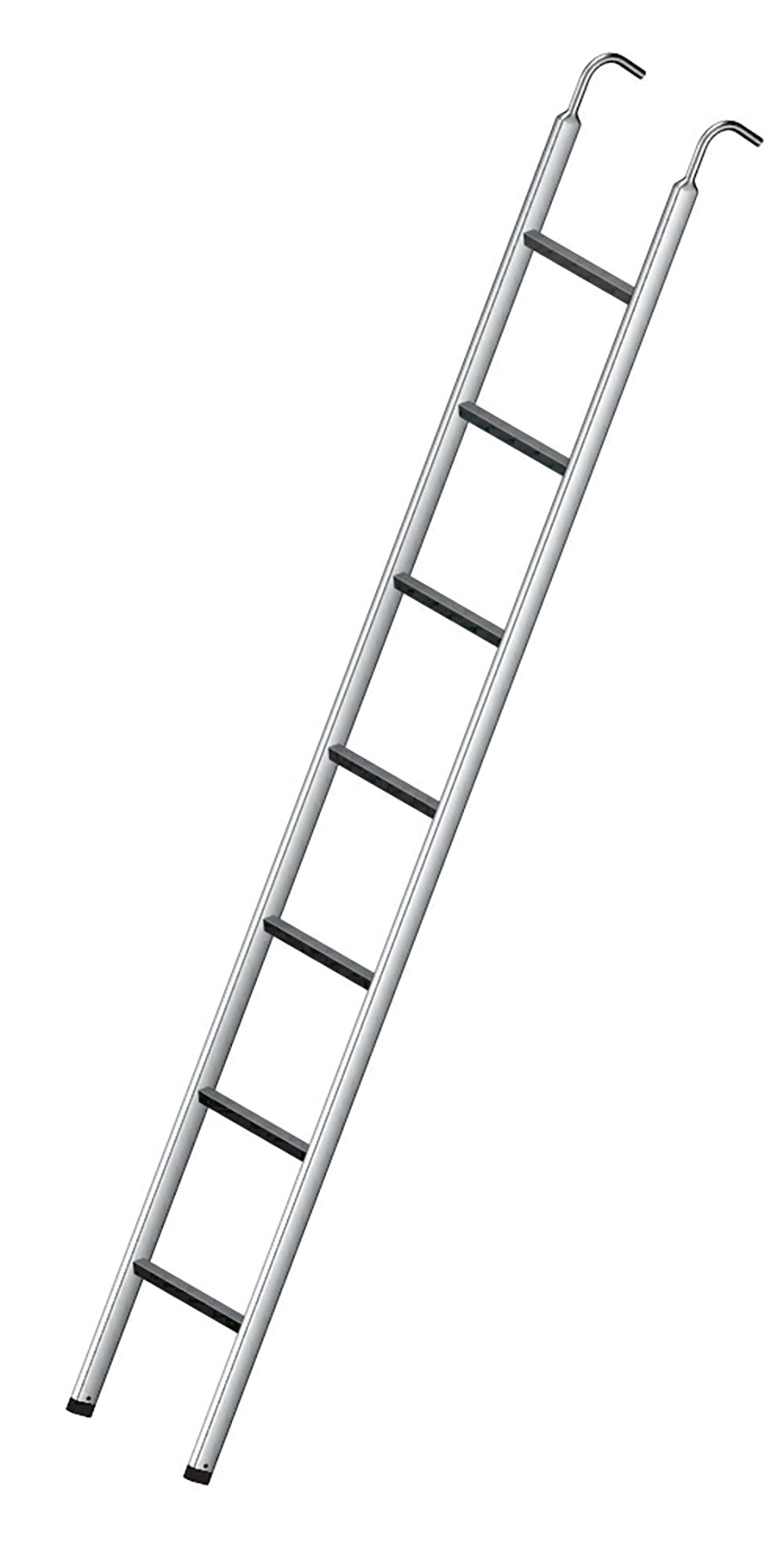Layher storey ladder 7 rungs