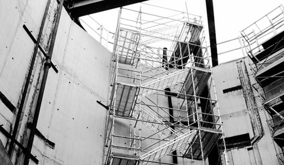 Torres de escalera para un acceso rápido y seguro
